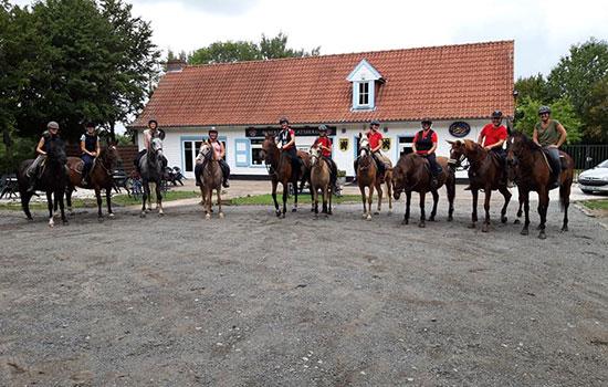 Activités vacances au centre équestre près de Steenvoorde et Hazebrouck