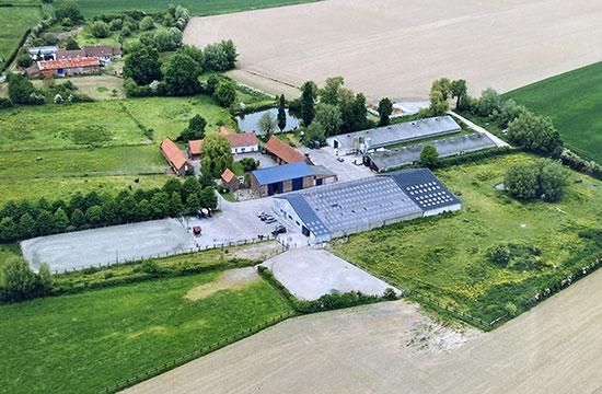 Pension pour chevaux près de Steenvoorde et Hazebrouck